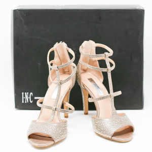 Inc Concepts Raechie Embellished Evening Sandals